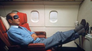 Sieste - Bien dormir en avion : les astuces