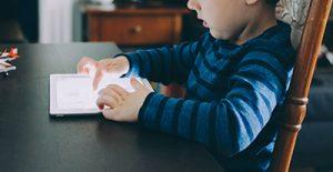 Enfants - Les écrans et leur répercussion sur notre sommeil