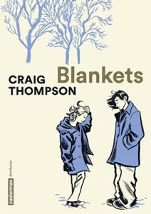 Blankets - 12 livres à lire en hiver