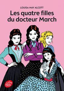 Les 4 filles du docteur March - 12 livres à lire en hiver