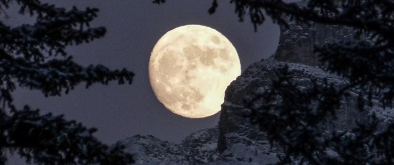 La pleine lune : Son influence sur notre sommeil