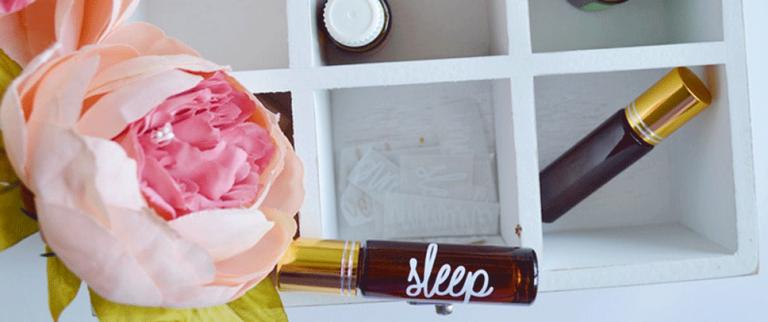 Les huiles essentielles pour retrouver la qualité du sommeil