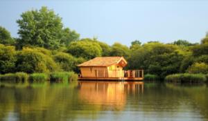 Cabane flottante - Les nuits insolites d'été