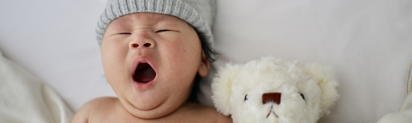 Le sommeil chez les enfants