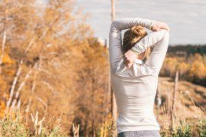 Sport et sommeil : Massages et étirements