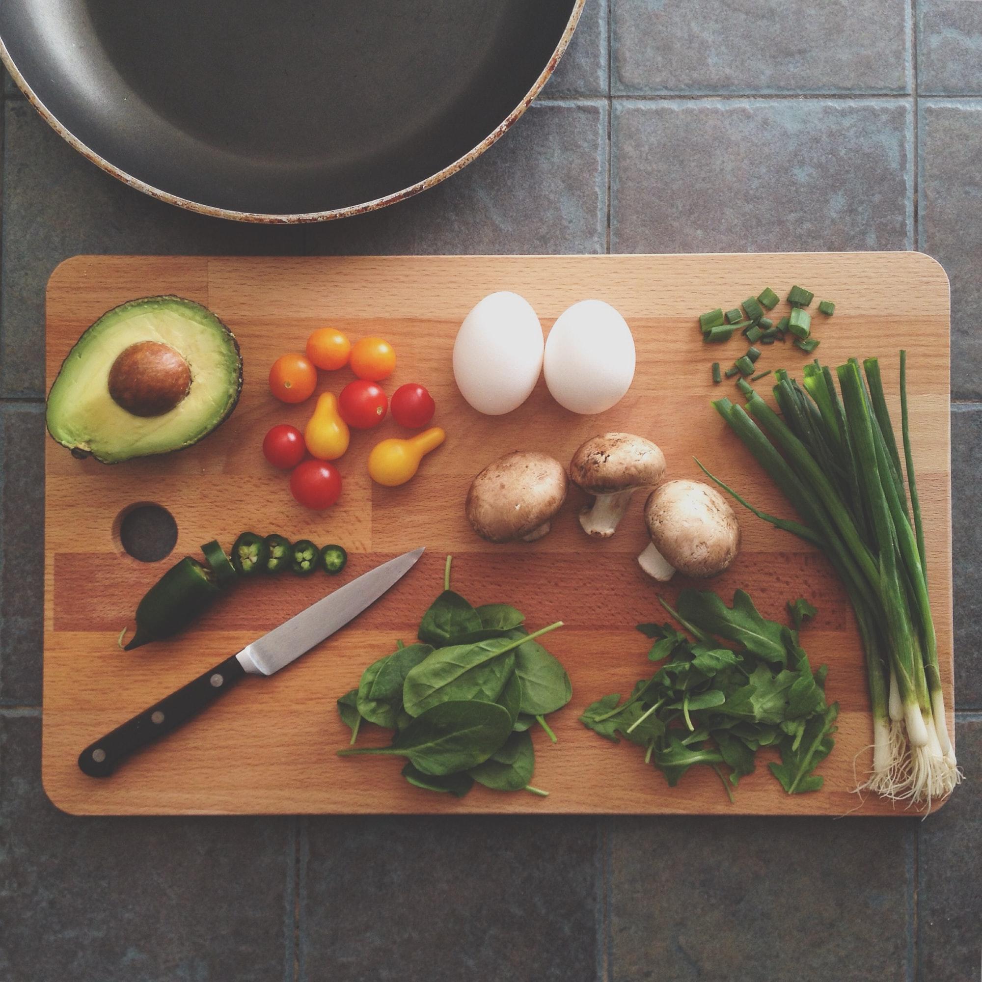 Mettez-vous à la cuisine