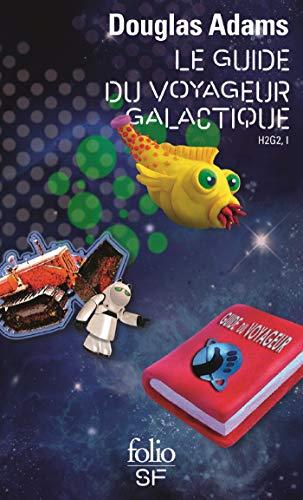 Le Guide du voyageur galactique, de Douglas Adams