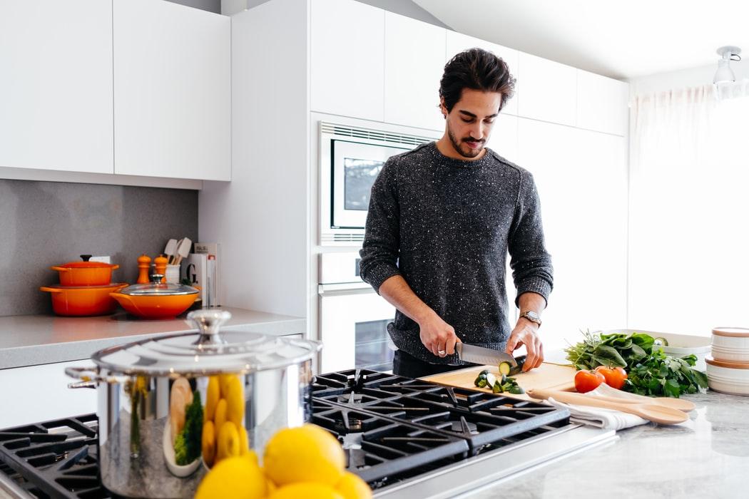 Confinement - L'occasion de se mettre à cuisiner