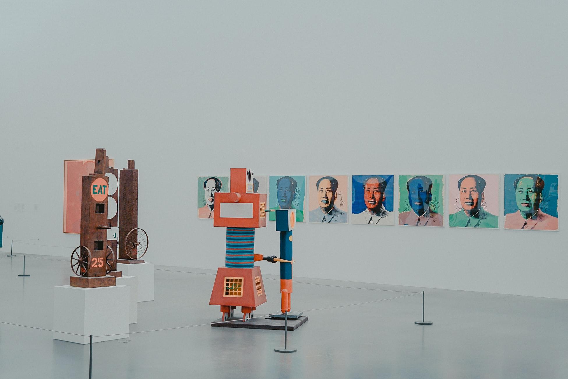 Le Tate Modern à Londres