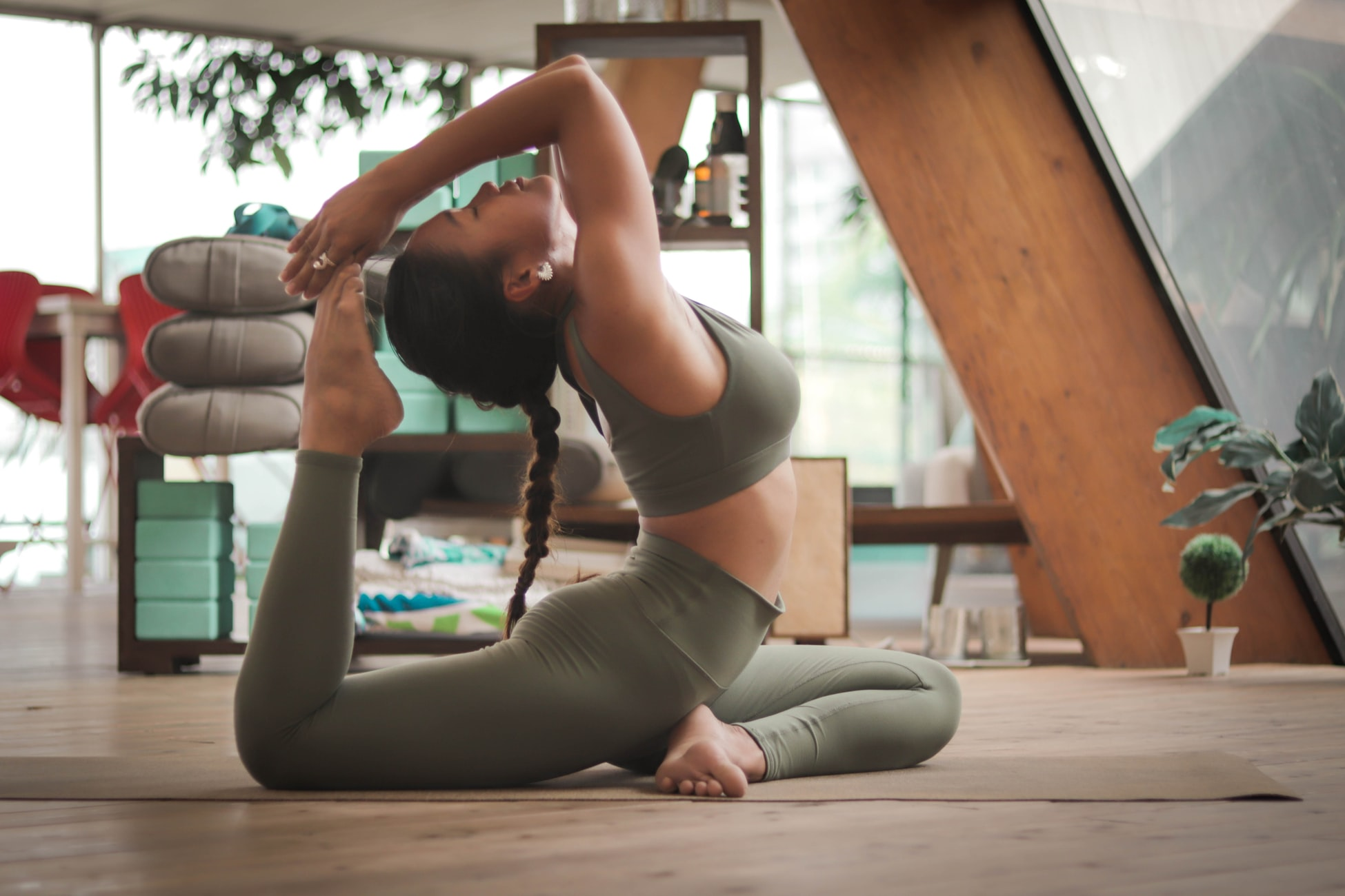Optez pour le yoga