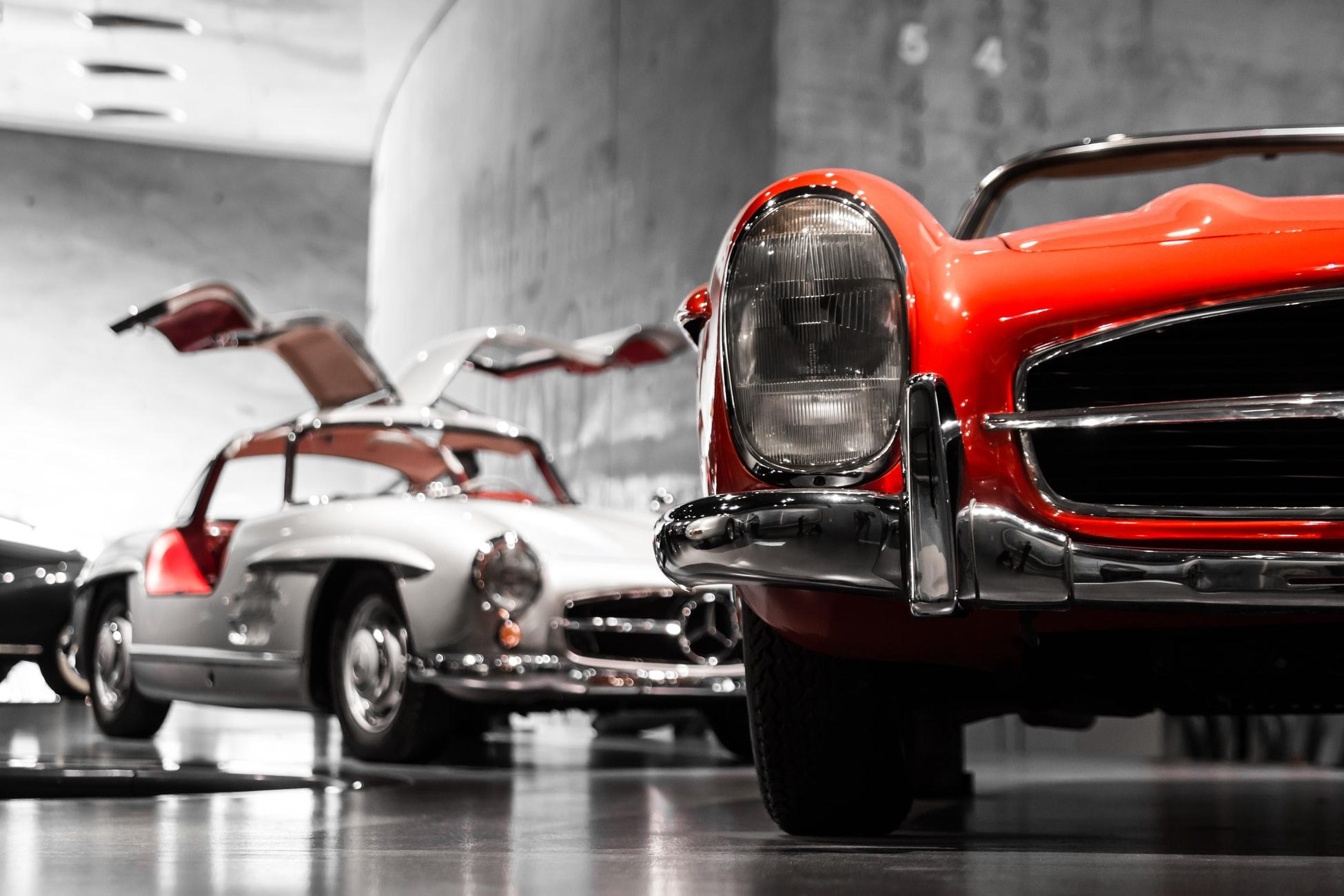 Musées à visiter en ligne - Musée Mercedes Benz Stuttgart